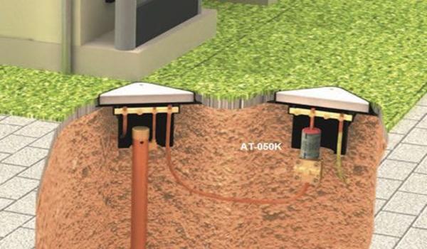 Tiến hành đảo rãnh, hố hoặc khoan giếng trước khi lắp đặt cọc tiếp địa.