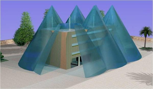 Kim thu sét cổ điển là gì? Phạm vi bảo vệ của kim thu sét cổ điển phù hợp với công trình nhà dân dụng