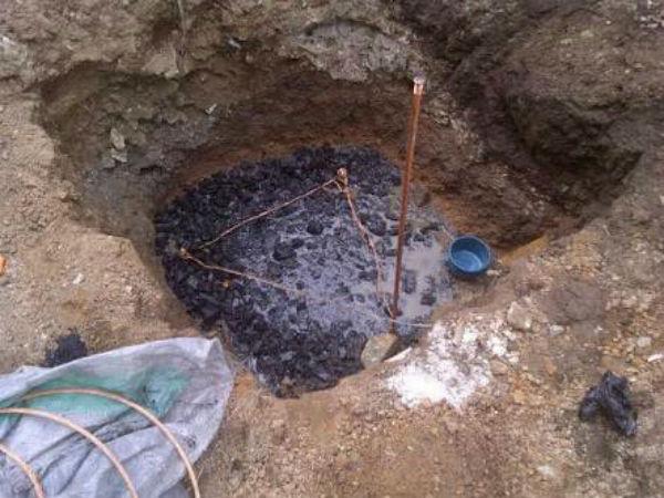 Cách giảm điện trở nối đất hiệu quả và chi tiết nhất - Dùng hóa chất giảm điện trở nối đất đang rất được ưa chuộng